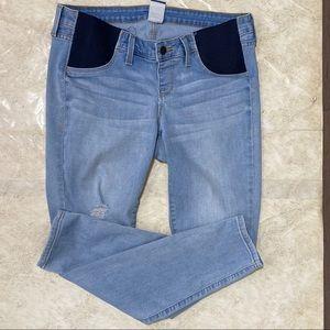 Old Navy Rockstar Maternity Skinny Jeans Size 8R